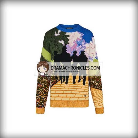 LV Sweatshirt $5,200